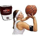 Accessoire d'aide au tir BullsEye pour basket-ball. Lancez de manière parfaite à chaque fois!