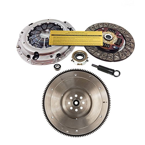 EXEDY CLUTCH KIT & OE SPEC FLYWHEEL for 2013-2015 SCION FR-S SUBARU BR-Z 2.0L (Spec Flywheel)