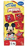 Disney Mickey Mouse Clubhouse Memory Match Game (36 Piece), Red, Yellow