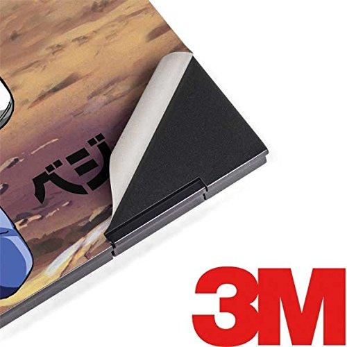 Skinit Dragon Ball Z Envy x360 13z (2018) Skin - Vegeta Power Punch Design - Ultra Thin, Lightweight Vinyl Decal Protection by Skinit (Image #2)