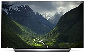LG Electronics OLED65C8PUA 65-Inch 4K Ultra HD Smart OLED TV (2018 Model)
