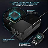 Sliq Official Xbox One Power Supply Brick with Power Cable - Improved Air Flow Cooling System - Includes 1-Year Warranty