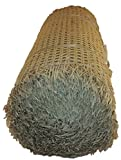 10 Roll 1/2 Fine Open Cane Webbing 18 Wide, 10 Foot Long Roll