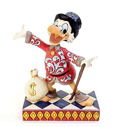 (Enesco Disney Traditions Scrooge Duck Tales)