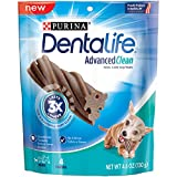 Purina Dentalife Advanced Clean Oral Care Mini Dog Treats – (6) 4 Ct. Pouches