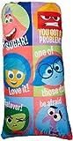 Disney/Pixar Inside Out Slumber Bag, Bonus Backpack with Straps, Multi Color