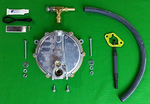 Briggs And Stratton /Natural Gas Generator Conversion  Motor Snorkel Kit  For Honda Gasoline Generators And Generators With Briggs Engines