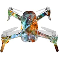 Skin For Yuneec Breeze 4K Drone – Space Cloud | MightySkins Protective, Durable, and Unique Vinyl Decal wrap cover | Easy To Apply, Remove, and Change Styles | Made in the USA