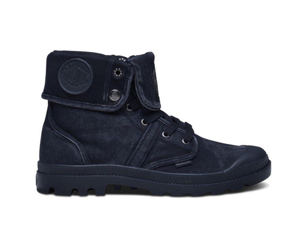 Palladium Sneaker Herren Us Baggy W H Hohe Sneaker Palladium Schwarz - Black Metal 8e6ac6