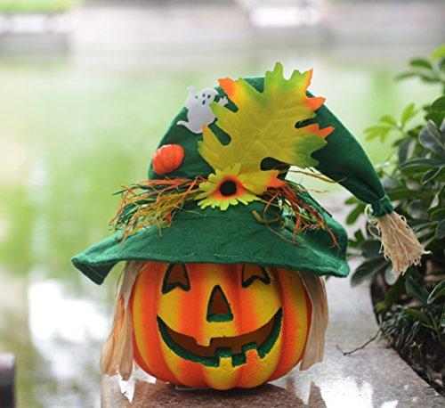 Halloween Decorations Halloween Pumpkin lights LED Flashing Night Light by Moooni