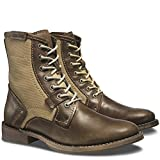 Caterpillar Abe Canvas 6'' Mens Boots P718839 Bossa Nova 11 M US
