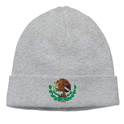 Beanie béisbol Skull Flag Eagle Hat Mexico Outdr Mens Cap Daily amp;Womens hanbaozhou Black Gorras 6XPAnAz