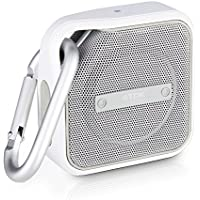 TDK Life On Record Micro A12 Wireless Bluetooth Speaker, White