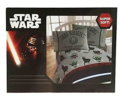 Star Wars Twin Sheet Set 3 Piece Jedi Knight