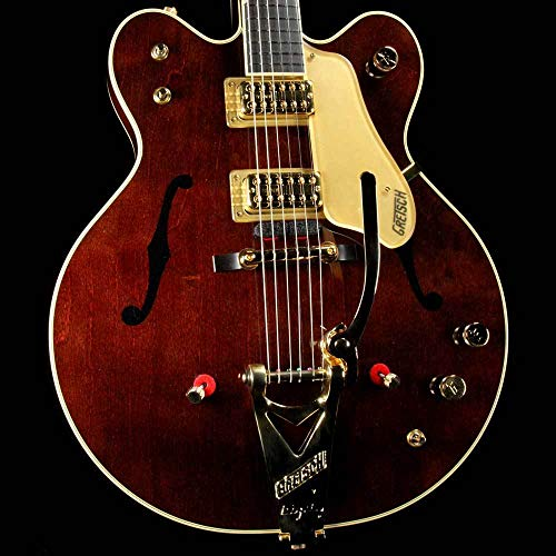 Gretsch G6122T-62GE Vintage Select Country Gentleman - Walnut Stain, Bigsby -