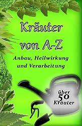 Kräuter von A-Z (German Edition)