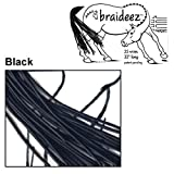 Braideez Wire Braiding Band, Black