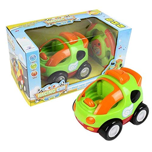 RLLLC RC Car Vehicle Toy Educational Camera Animal Pattern Light Large Rotating Retractable Kaleidoscope Variety Colorful Set by RomanLabs (Image #2)