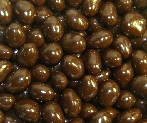 Milk Chocolate Covered Espresso Beans, Yankee Traders Brand, 2 Lbs. (Coffee Chocolate Covered Beans)