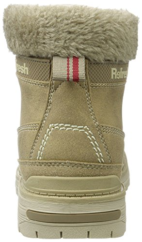 XTI Damen 063868 Desert Boots Braun (Taupe)