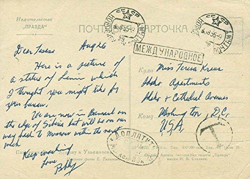 Robert F. Kennedy - Autograph Letter Signed - Kennedy Autograph Robert