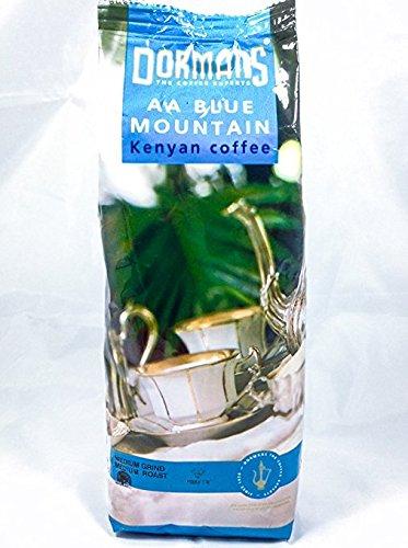 Made In Kenya Coffee - Ground Coffee from Kenya - Dormans Coffee - 17 Ounces - (Medium Grind - Medium Roast)