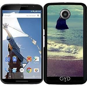 Funda para Motorola Nexus 6 - Playa by WonderfulDreamPicture
