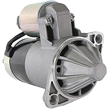 DB Electrical SMT0041 Starter For 2.0 2.0L Eagle 2000 GTX (91,92,93) Talon (92,93,94,95,96,97,98) Hyundai 1.6 1.6L 1.8 1.8L 2.0 2.0L Elantra Sonata (92-98) ...