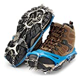 Yaktrax Ascent Heavy Duty Traction Cleats with 16
