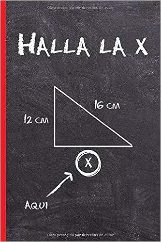 HALLA LA X: CUADERNO 6
