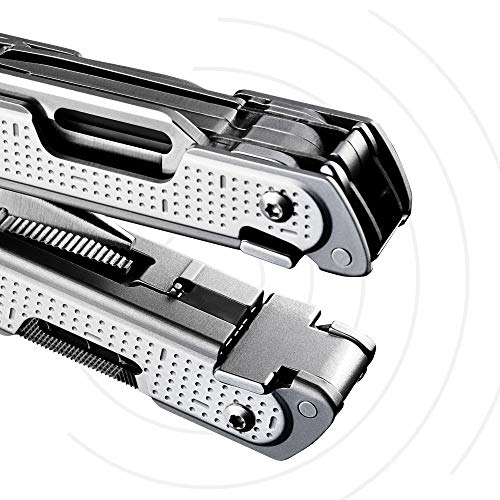 LEATHERMAN - FREE P4 Multitool with Magnetic Locking, One Hand Accessible Tools and Premium Nylon Sheath by LEATHERMAN (Image #6)