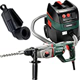 """Metabo KHED-26 1"""" SDS Combination Rotary Hammer Kit"""