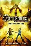 download ebook grey griffins: the brimstone key (grey griffins: the clockwork chronicles) pdf epub