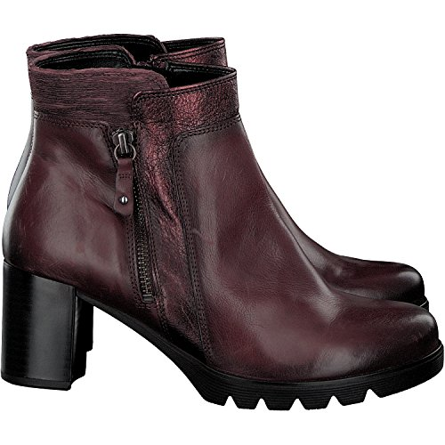 Ankle merlot Eff Micro 783 red Boots Gabor 25 55 Women pZfwq5xO