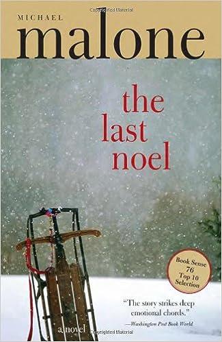 The Last Noel Michael Malone 9781402201479 Amazon Books