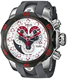invicta white dial men - Invicta Men's 14467 Venom Analog Display Swiss Quartz Grey Watch