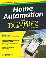 The easy way to control your home appliances Do you want to control common household appliances and amenities from your smartphone or tablet, wherever you happen to be? Home Automation For Dummies guides you through installing and setting up ...
