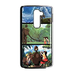LG G2 Phone Case Black Castle in the sky BWI1868438