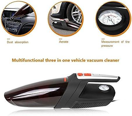 Aspirador de coche 3 en 1 multifuncional portátil aspirador de ...