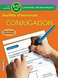 Les devoirs - Feuilles d'ex. Conjugaison (9-10 ans)
