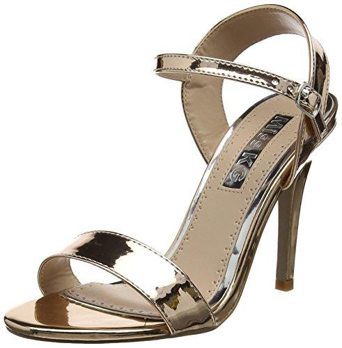 pettine Kg 65 metallico Open Gold Toe Imogen Miss d6BSqxXX