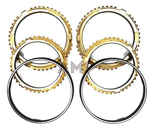 New Venture Nv4500 5 Speed Transmission Synchronizer Ring Kit