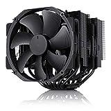Noctua NH-D15 chromax.Black, Dual-Tower CPU Cooler (140mm, Black)