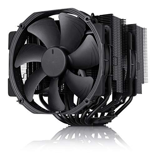 Noctua NH-D15 CHROMAX.BLACK 82.52 CFM CPU Cooler
