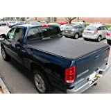 PREMIUM! TOYOTA TUNDRA REG/D-CAB 6.5FT BED 2007-2014 ROLL UP TONNEAU COVER