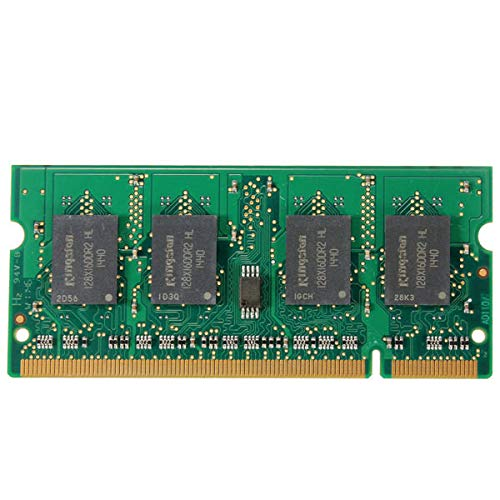 2GB DDR2 PC2-4200 533MHz Non-ECC Laptop DIMM Memory RAM - Computer Components Memory- 1x 2GB PC2-4200 SDRAM Laptop Memory Ram 533 Mhz Dimm Memory