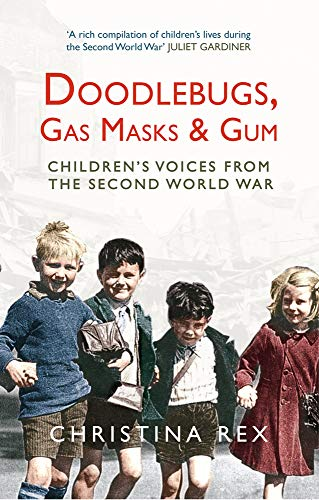 Doodlebug Letters - Doodlebugs, Gas Masks & Gum: Children's Voices from the Second World War