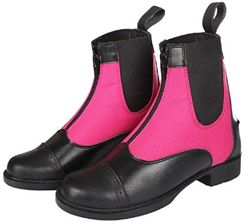 Horka King Jodhpur Boot rosa lavanda negro * * Todas Las Tallas * * rosa