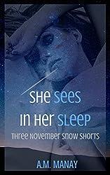 She Sees in Her Sleep: Three November Snow Shorts