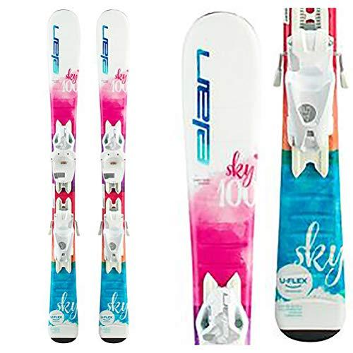 Elan Sky 4.5 Kids Skis with EL 4.5 Bindings 2020-120cm